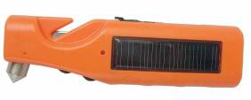 Solar Multifunction Emergency Hammer