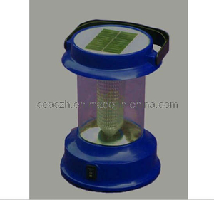 2012 New Design Solar LED Lantern with Charger