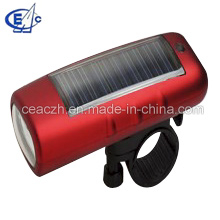 Solar Bicycle LED Light